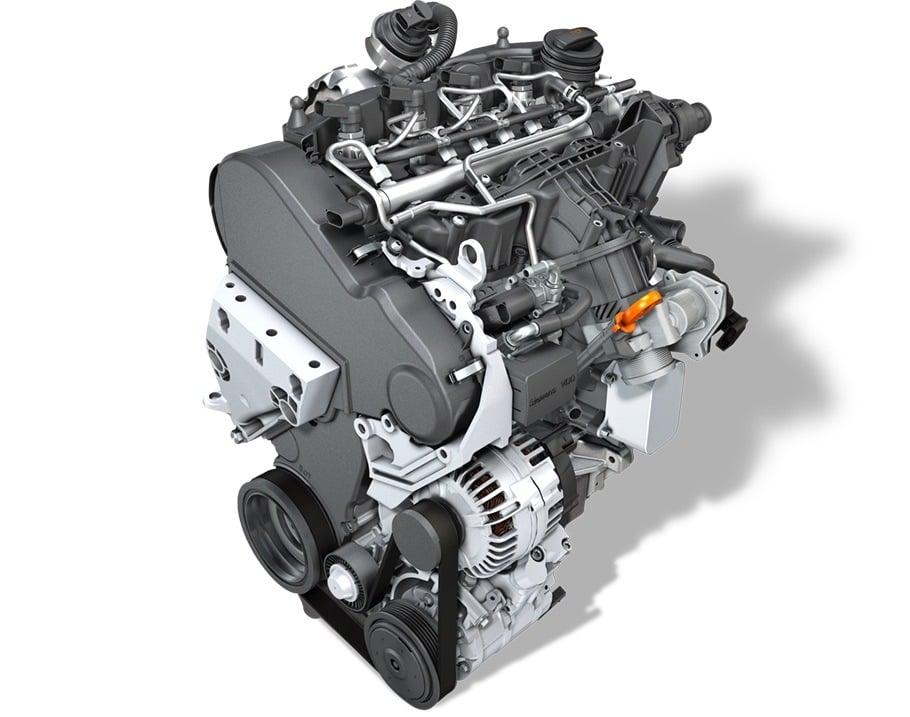 najlepsze silniki - 1.6 tdi cr