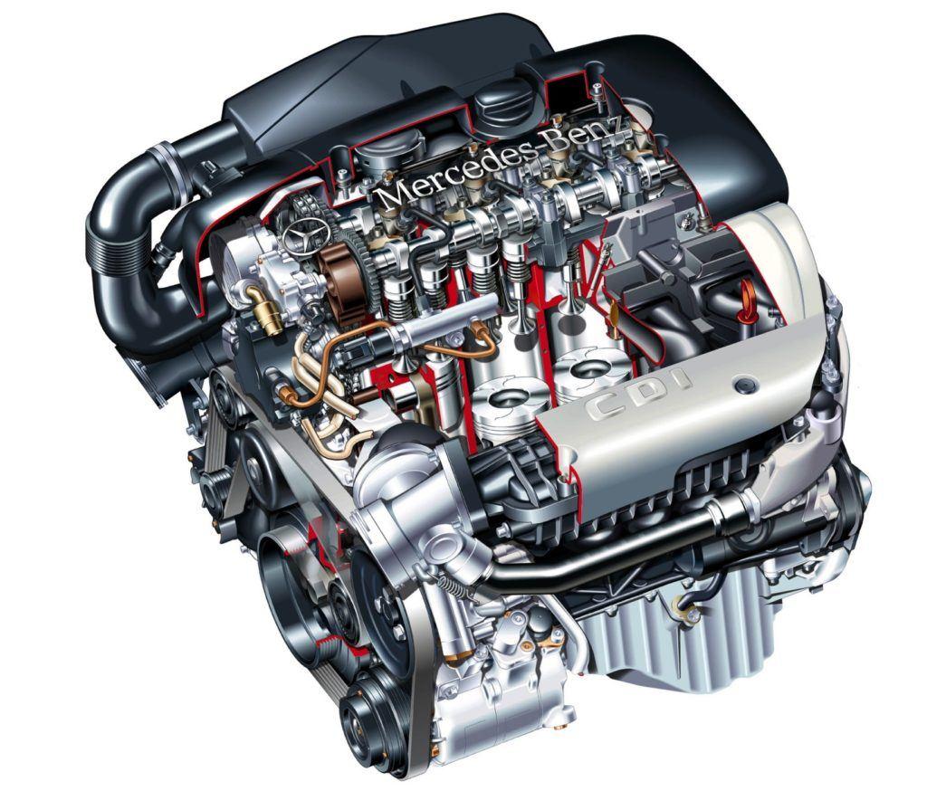 najlepsze-silniki-220CDI-OM611.