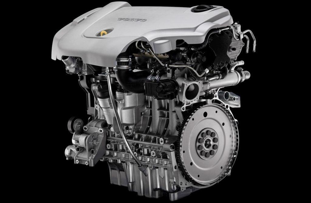 najlepsze silniki - Volvo D5