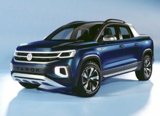 Koncepcyjny pick-up Volkswagen Tarok – informacje i zdjęcia