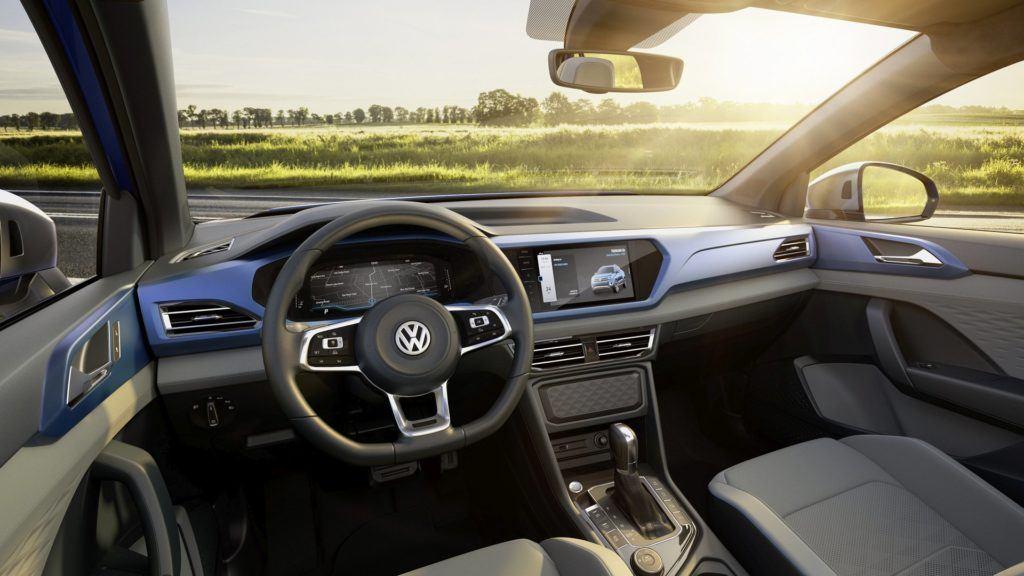Volkswagen Taroq Concept (2019)