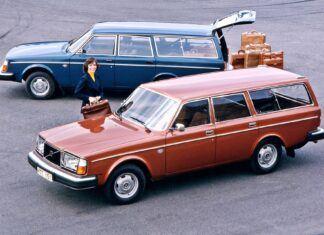 7 najsłynniejszych kombi w historii Volvo