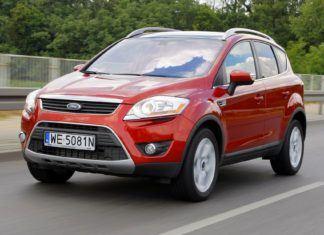 Używany SUV za 40 tys. zł – przegląd 5 modeli
