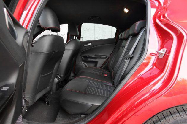 Alfa Romeo Giulietta - kanapa