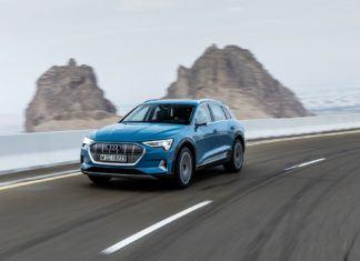 Audi e-tron – pierwsza jazda