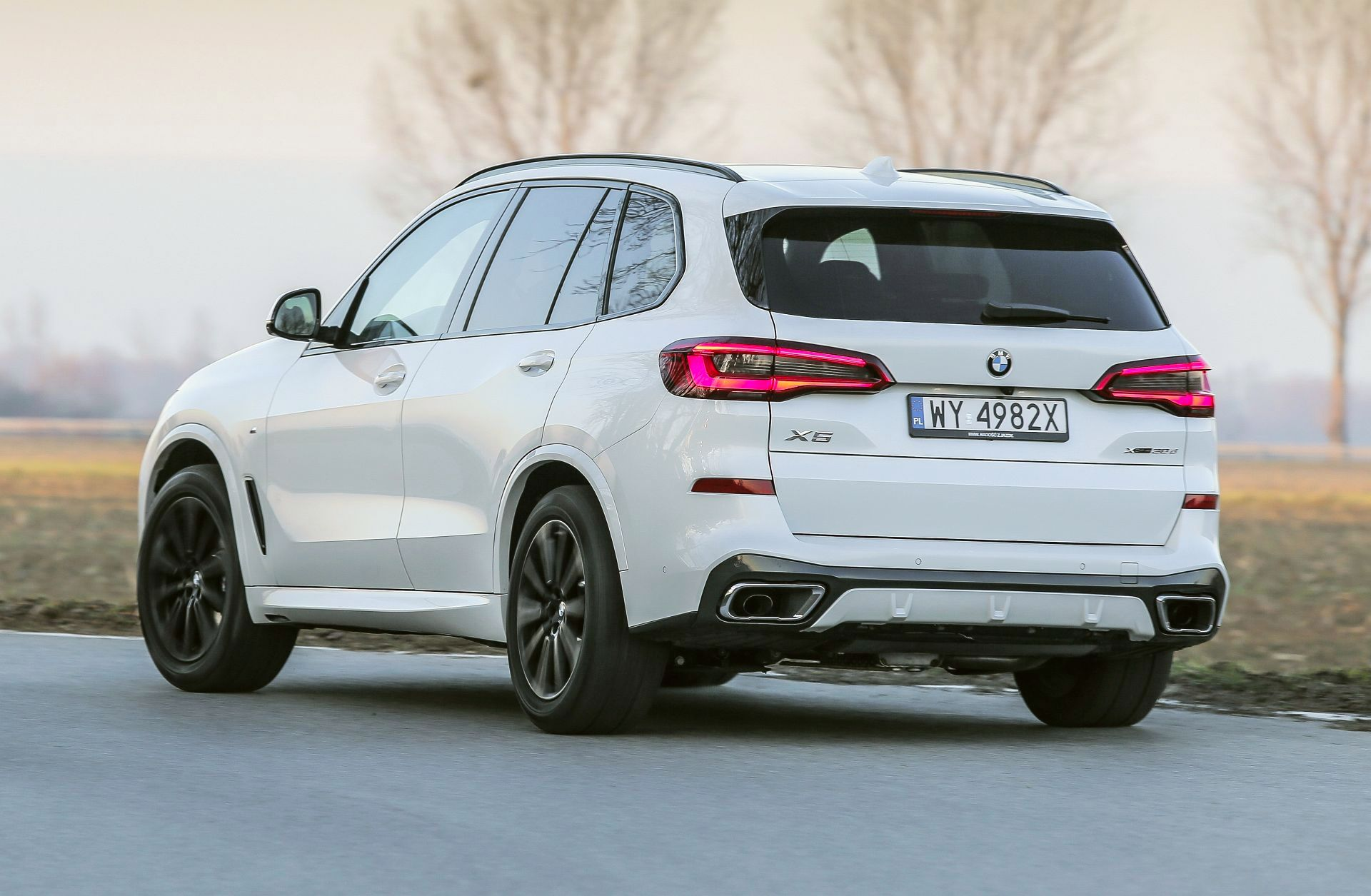 BMW X5 - dynamiczne