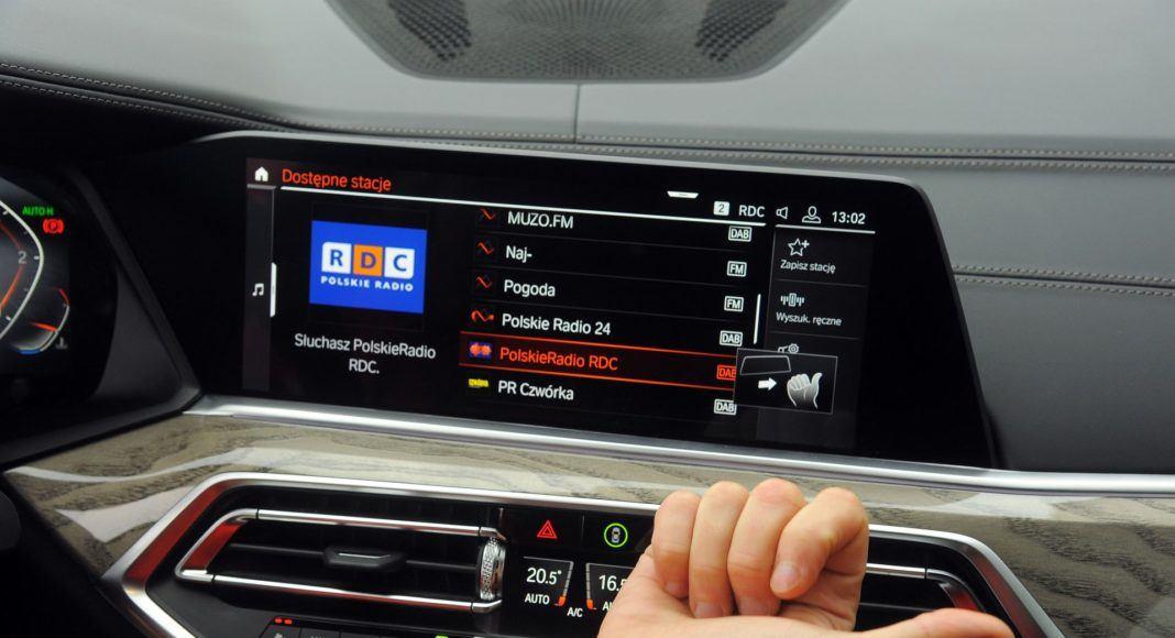 BMW X5 - gesty