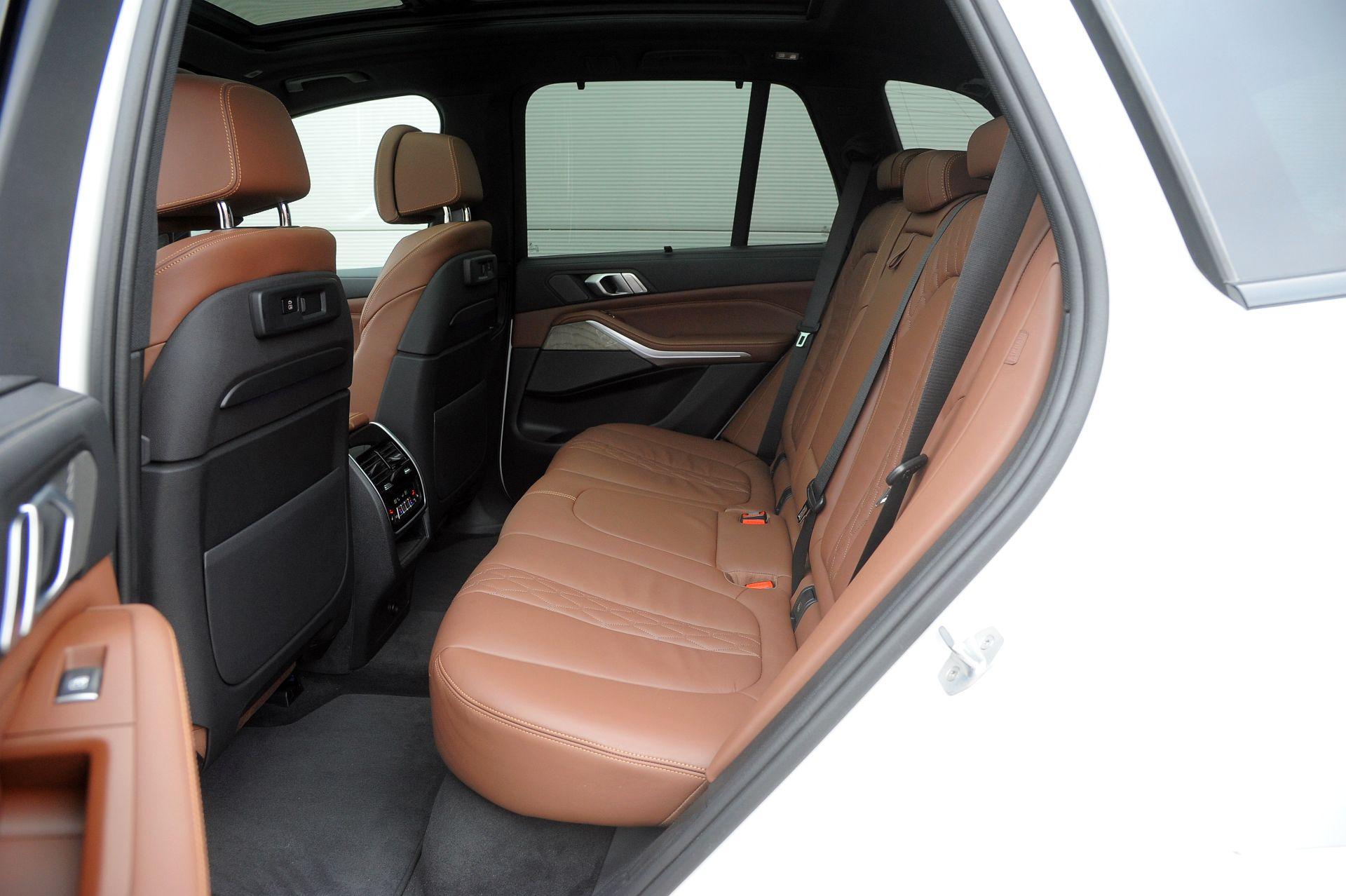 BMW X5 - kanapa