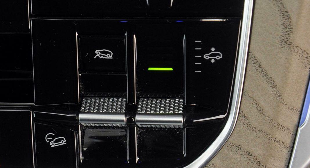 BMW X5 - przełączniki