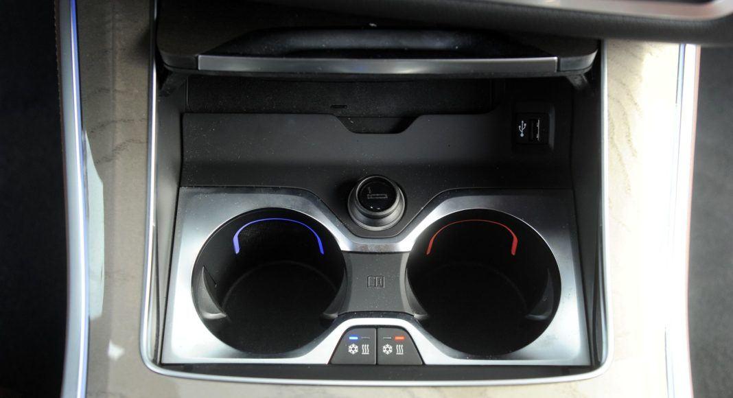 BMW X5 - uchwyty