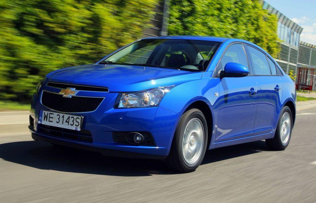 Chevrolet Cruze - dynamiczne