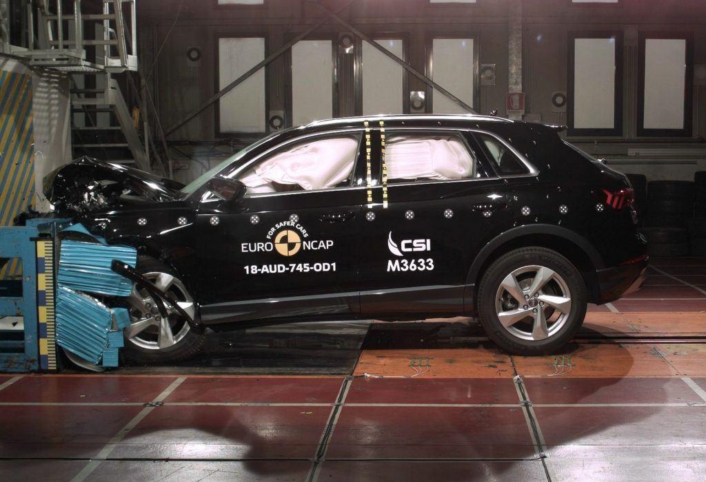 Euro NCAP - Audi Q3 05