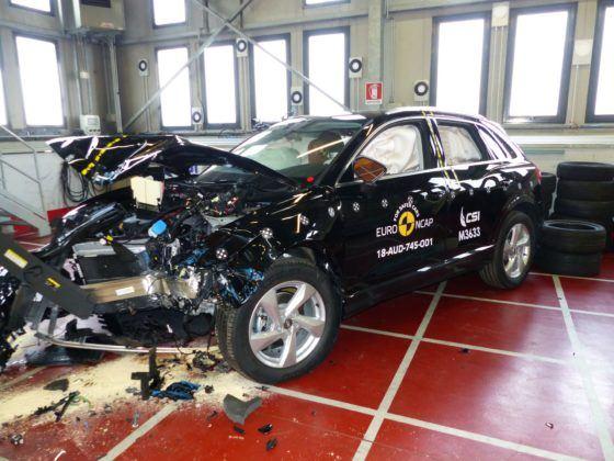 Euro NCAP - Audi Q3