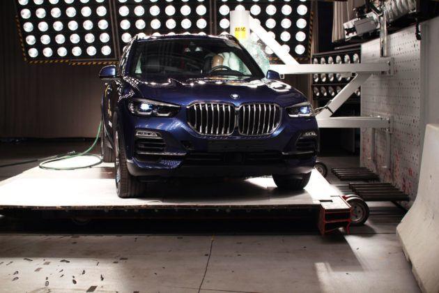 Euro NCAP - BMW X5
