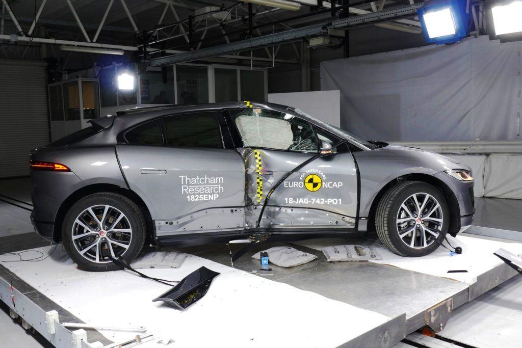 Euro NCAP - Jaguar I-Pace 03