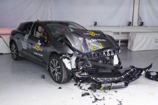 Euro NCAP - Jaguar I-Pace