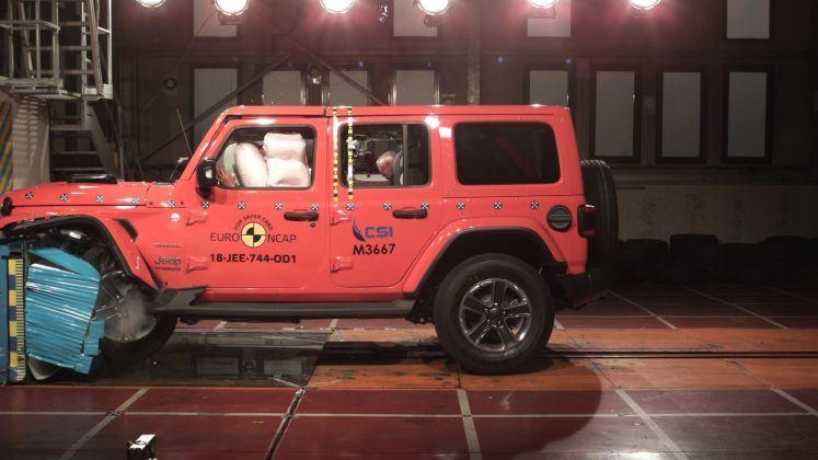 Euro NCAP - Jeep Wrangler