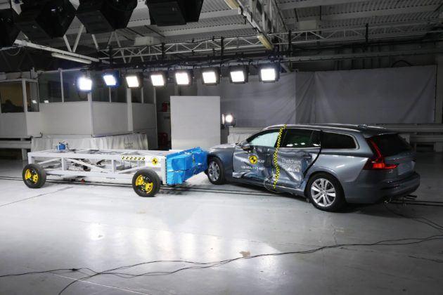 Euro NCAP - Volvo V60