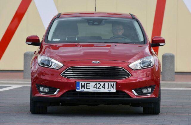 Ford Focus III po liftingu