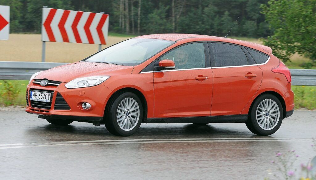 Ford Focus III dynamiczne