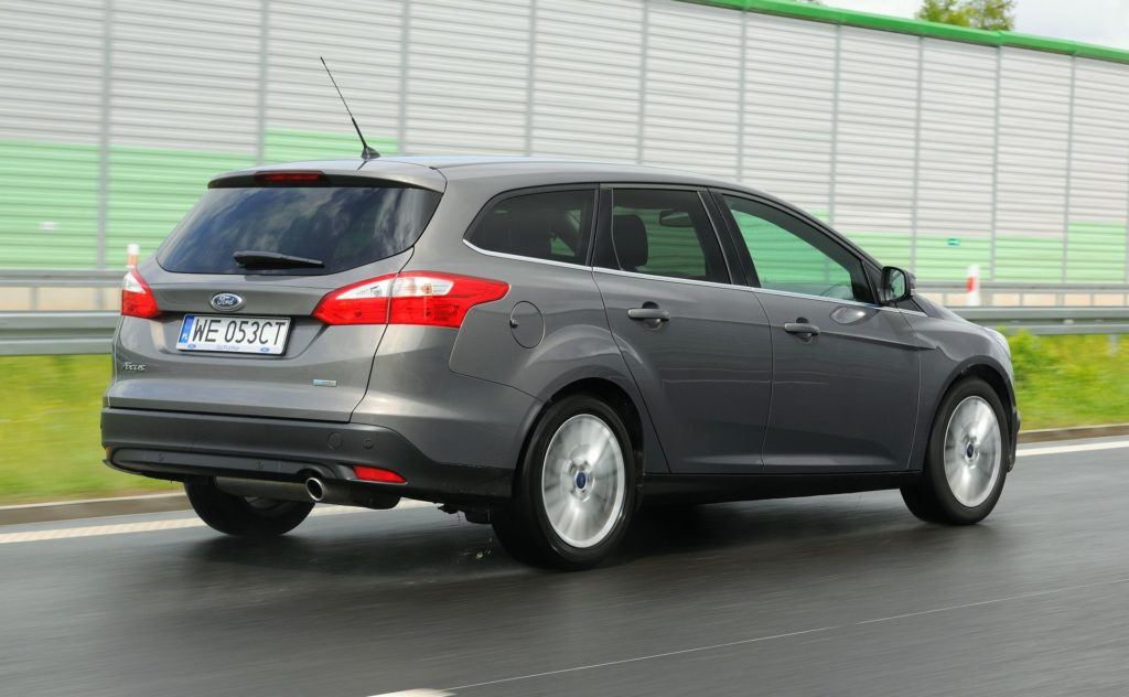 Ford Focus III - dynamiczne