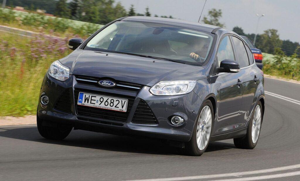 Ford Focus III - dynamiczne (3)