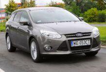 Ford Focus III - otwierające