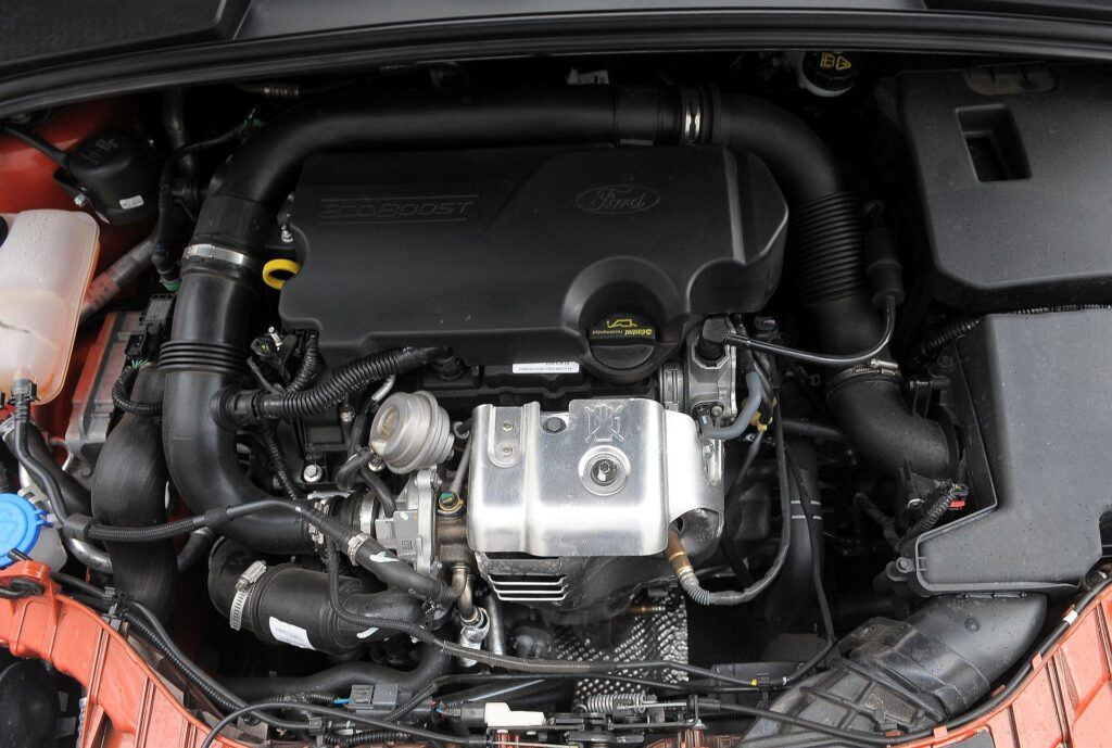 Ford Focus III silnik