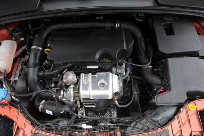 Ford Focus III - silnik
