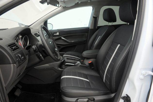 Ford Kuga I - fotel kierowcy