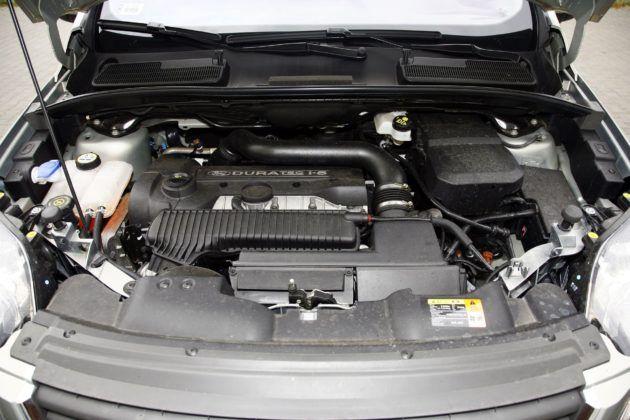 Ford Kuga I - silnik