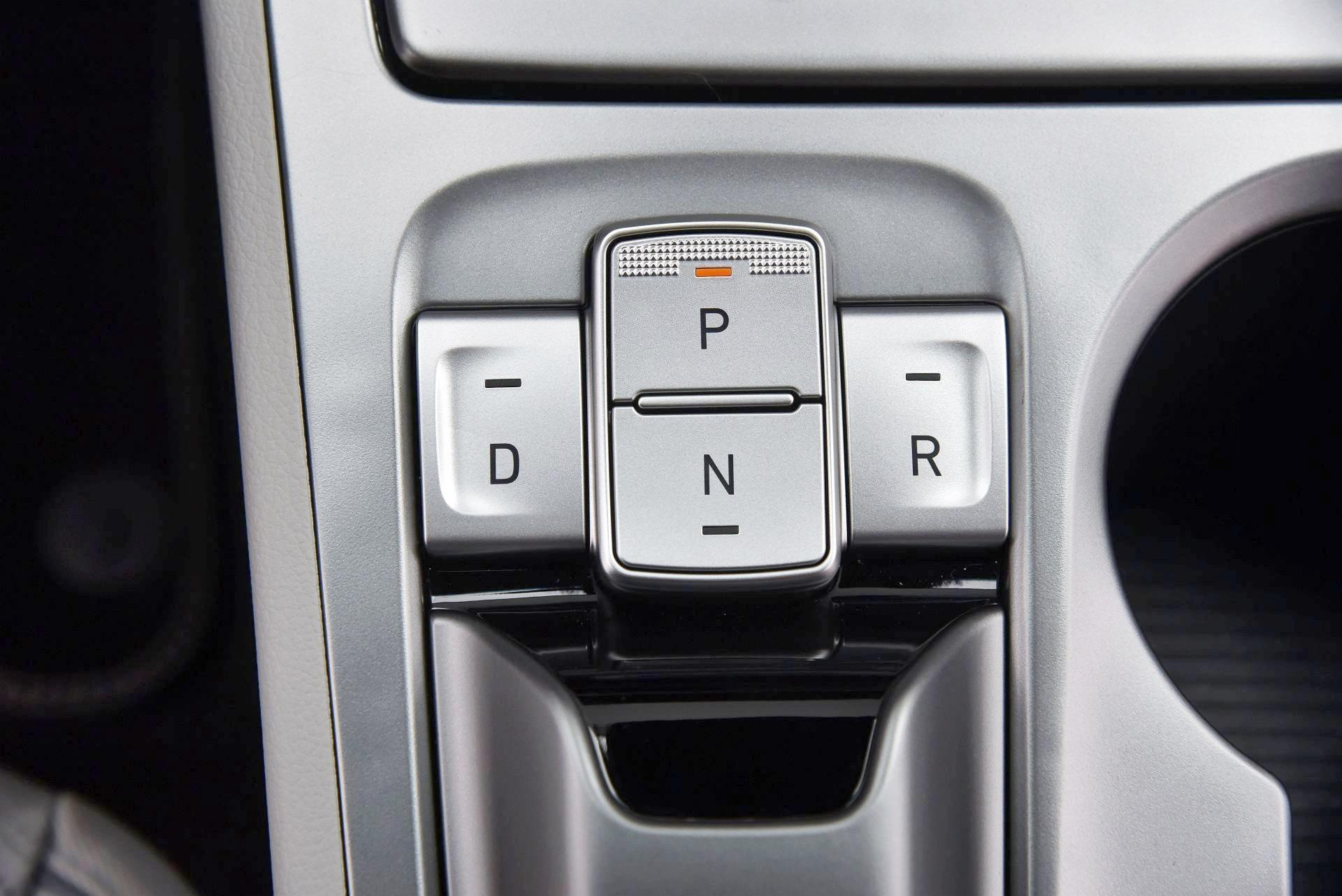 Hyundai Kona Electric - biegi