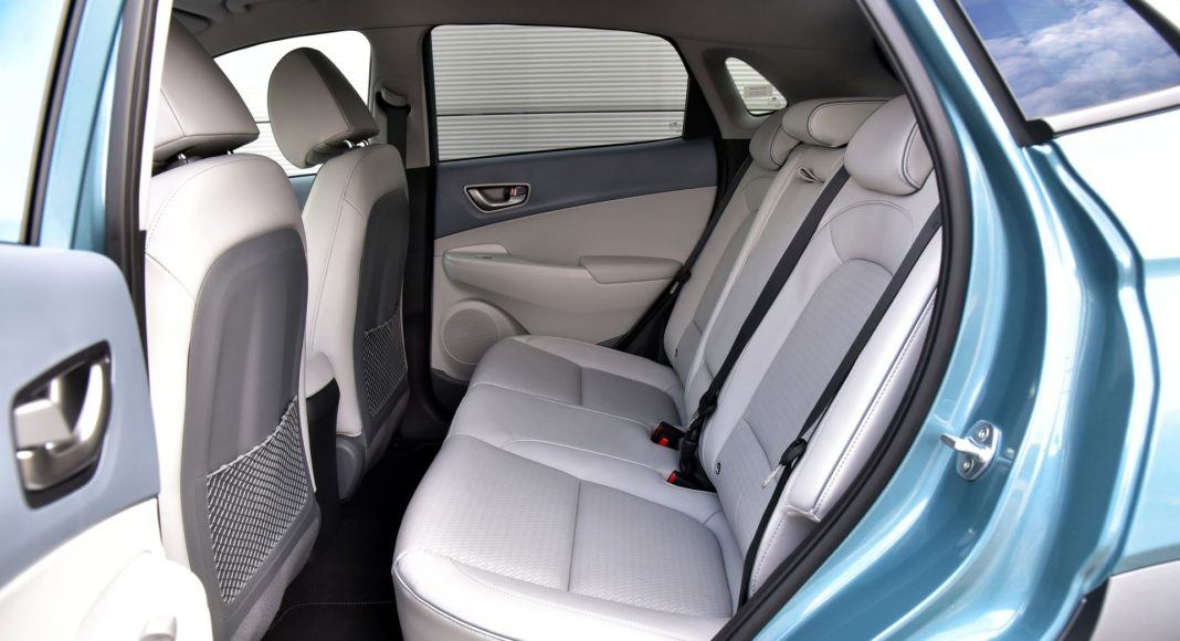 Hyundai Kona Electric - kanapa