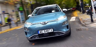 Hyundai Kona Electric - otwierające