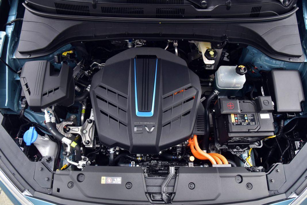 Hyundai Kona Electric - silnik