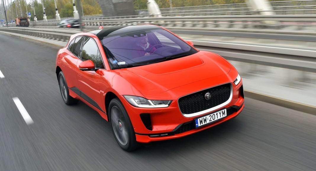 Jaguar I-Pace - otwierające