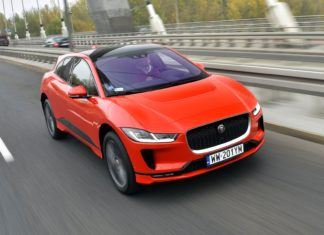 Jaguar I-Pace First Edition - TEST