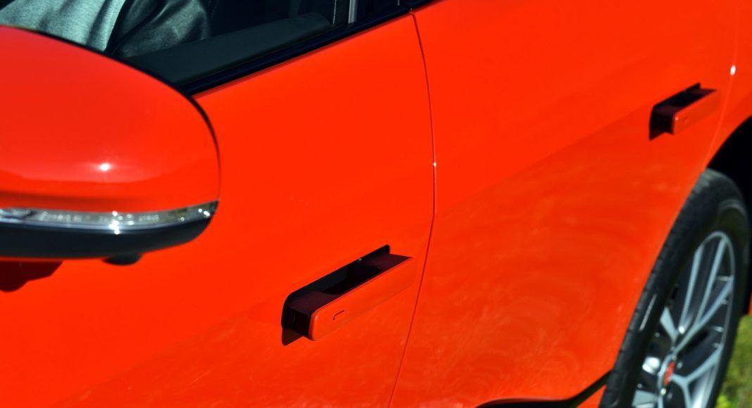 Jaguar I-Pace - klamki