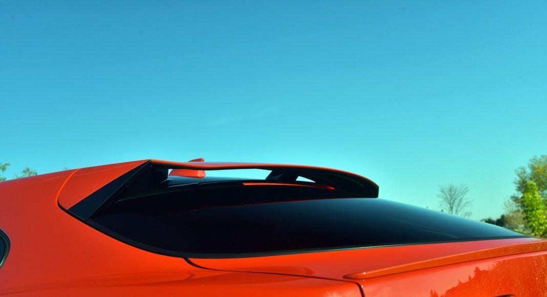 Jaguar I-Pace - tylna szyba