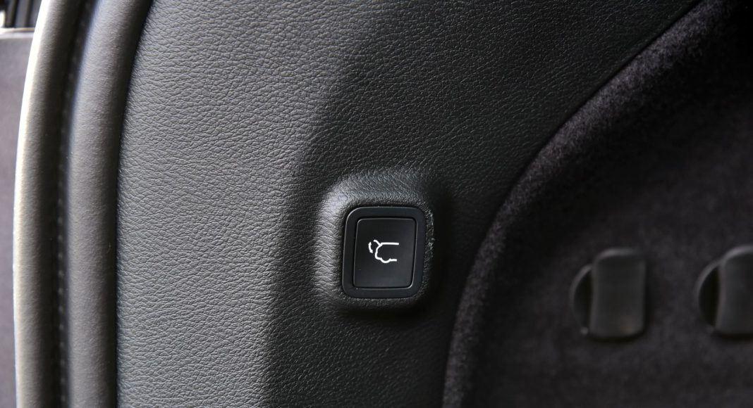 Jeep Cherokee FL - przycisk