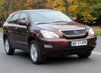 Używany Lexus RX II (2003-2009) – opinie, zalety, wady, usterki, zdjęcia