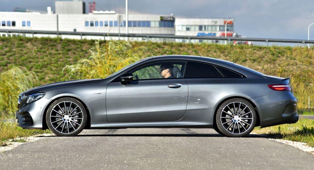 Mercedes-AMG E 53 Coupe - bok