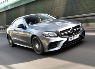 Mercedes-AMG E 53 4Matic+ Coupe - TEST