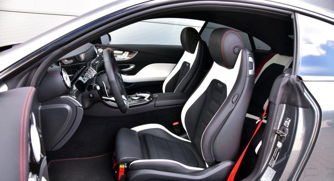 Mercedes-AMG E 53 Coupe - fotel kierowcy