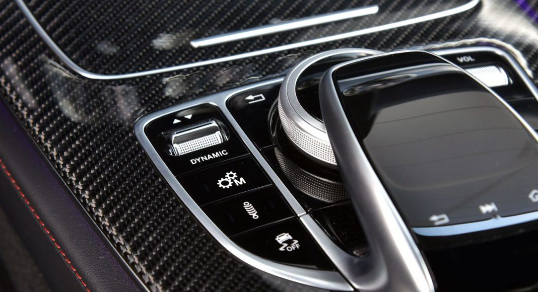 Mercedes-AMG E 53 Coupe - tunel