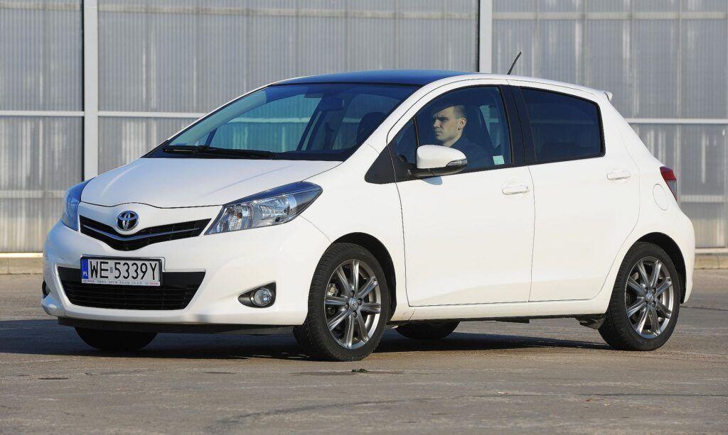 Toyota Yaris III