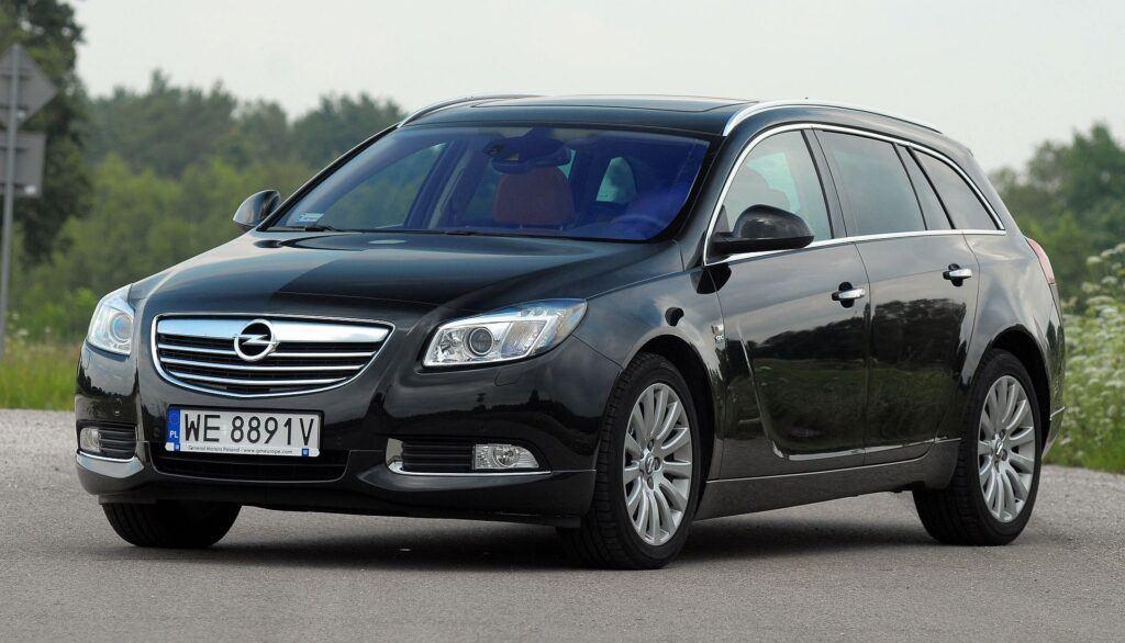 Opel Inisignia