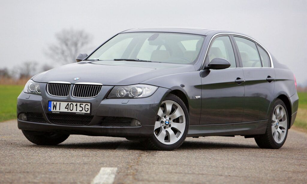 BMW 325d E90 3.0d R6 197KM 6AT WI4015G 12-2007