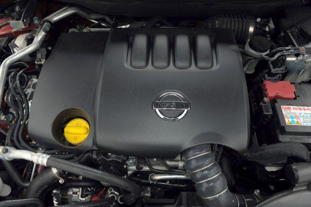 Nissan Qashqai I - silnik 2.0 dCi