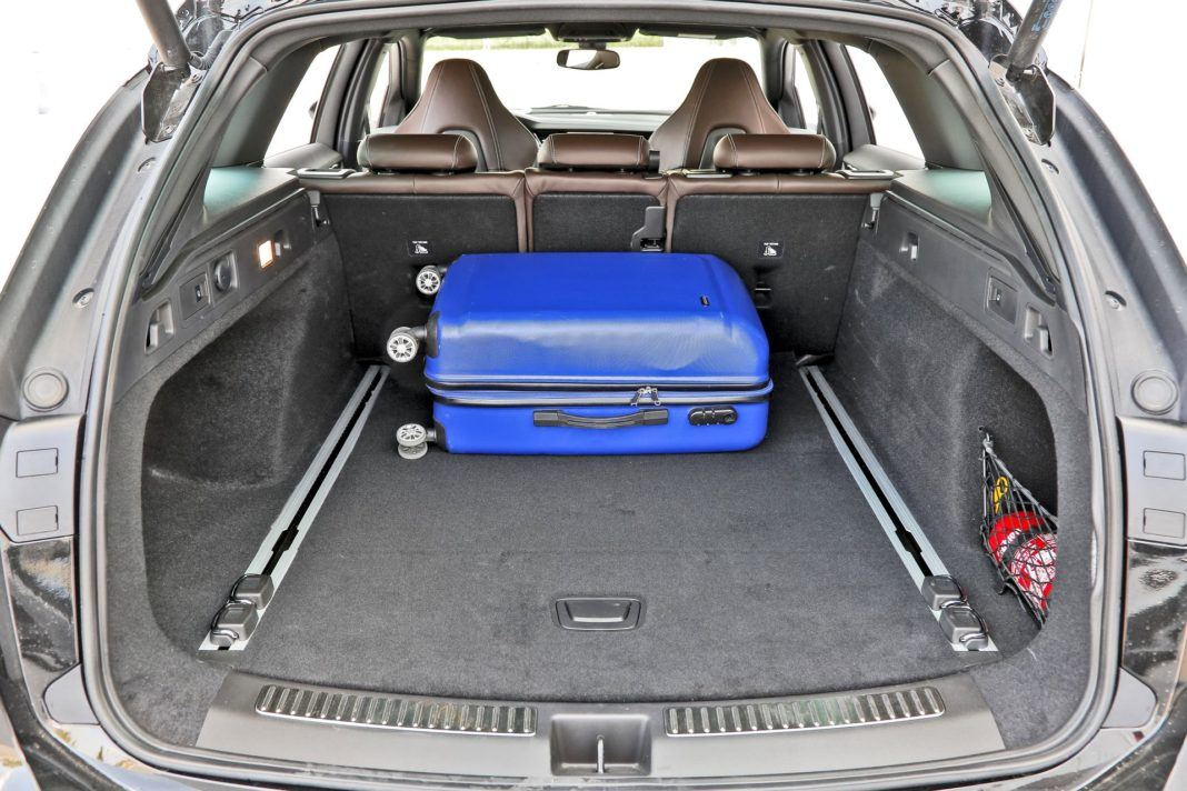 Opel Insignia ST Diesel BiTurbo GSi - bagażnik